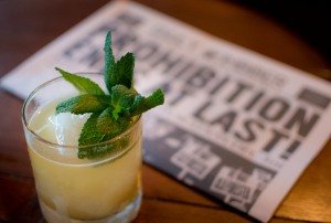 Old Forester Whiskey Smash 3