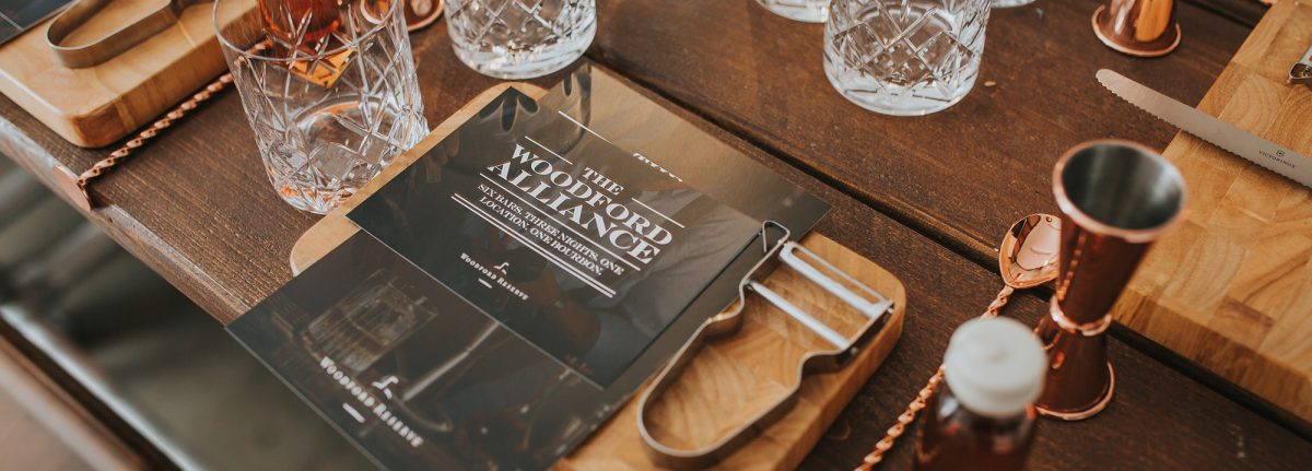 Growing awareness of Woodford Reserve
